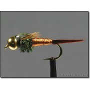 Copper John Bead Head