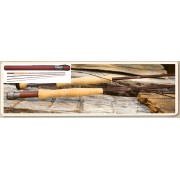 St. Croix Imperial 4 pc fly rod (St. Croix Fly Rod-Imperial 5 weight 9' 4 pc)