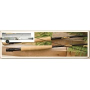 St. Croix Triumph Outfit 4 pc fly rod w/reel and line  (5 weight, 9' 4 pc w/reel and line)