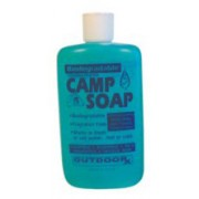Biodegradable Camp Soap 4oz