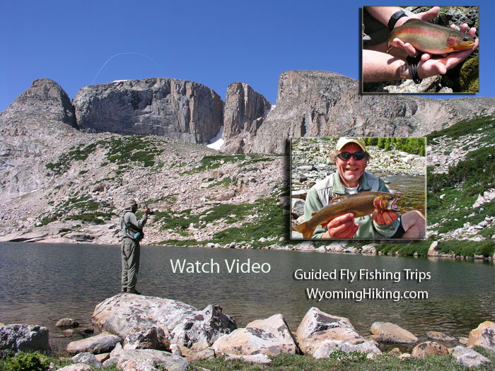Wilderness Fishing Video